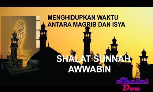 berarti kembali kepada Alloh dengan bertaubat dan beristigfar Pengertian Shalat Sunnah Awwabin dan Cara Pelaksanaannya