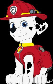 marshall 1 Patrulha Canina Vetor Grátis Paw Patrol