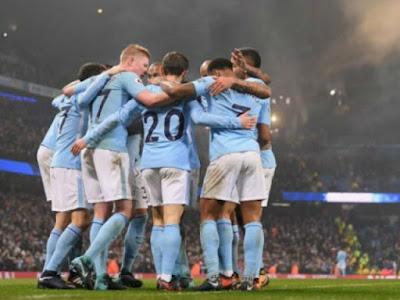 Wau! Pada Musim Ini Manchester City Begitu Fantastis