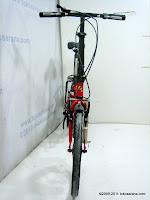 2 Sepeda Lipat Fold-X Viking Alloy Frame 20 Inci