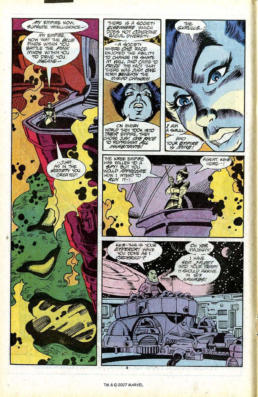 Read online Silver Surfer (1987) comic -  Issue #13 - 10