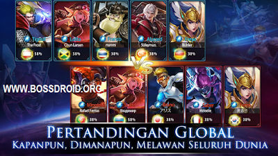 Free Download Mobile Legends Bang Bang Mod APK Android