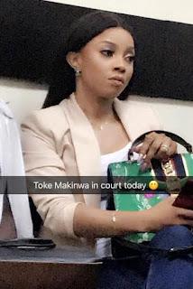 Toke Makinwa, Entertainment, Divorce, News, Maje Ayida,