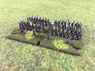 French 6mm Infantry by Baccus