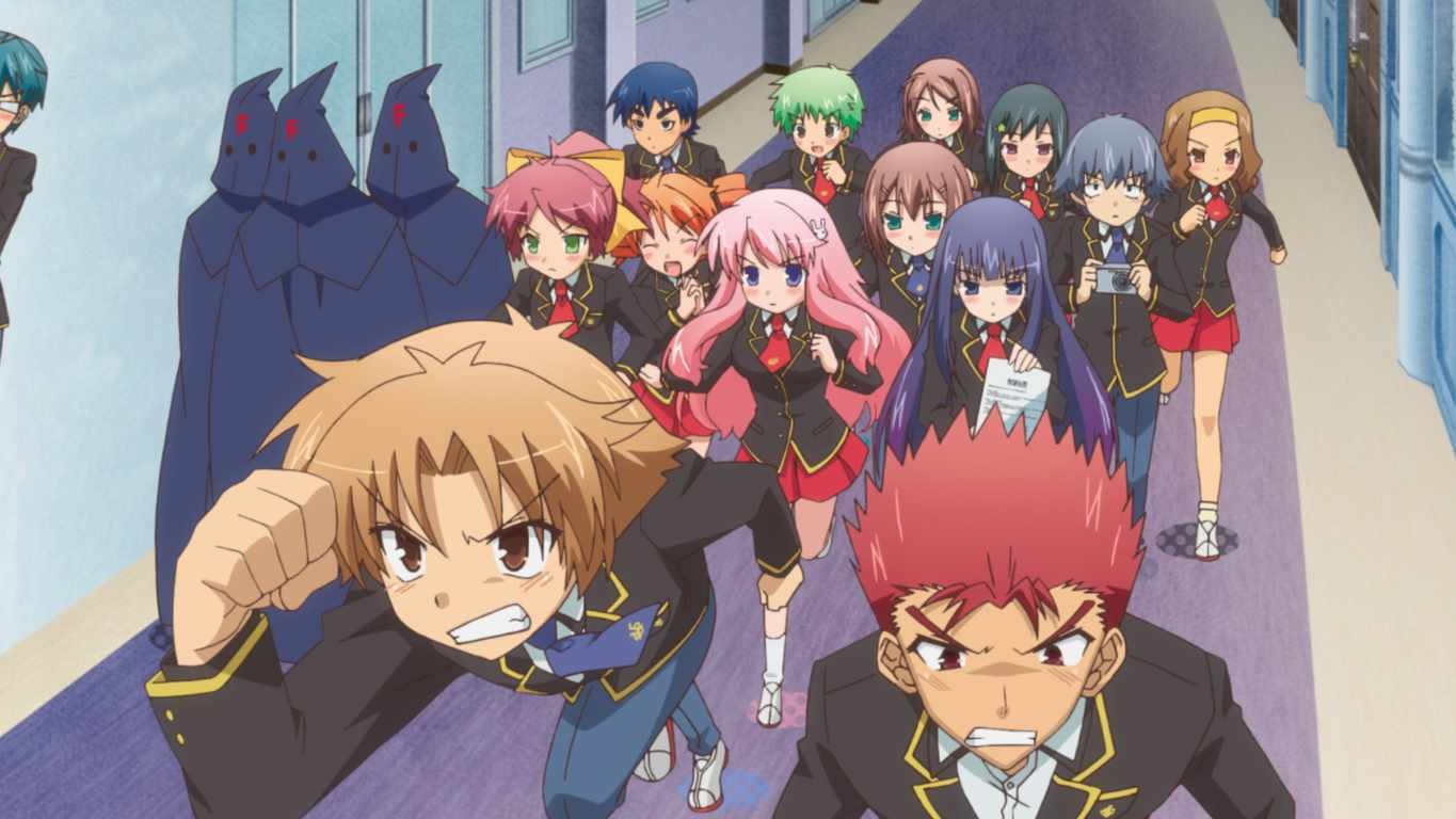 Baka to Test to Shoukanjuu Ni! BD Subtitle Indonesia Batch