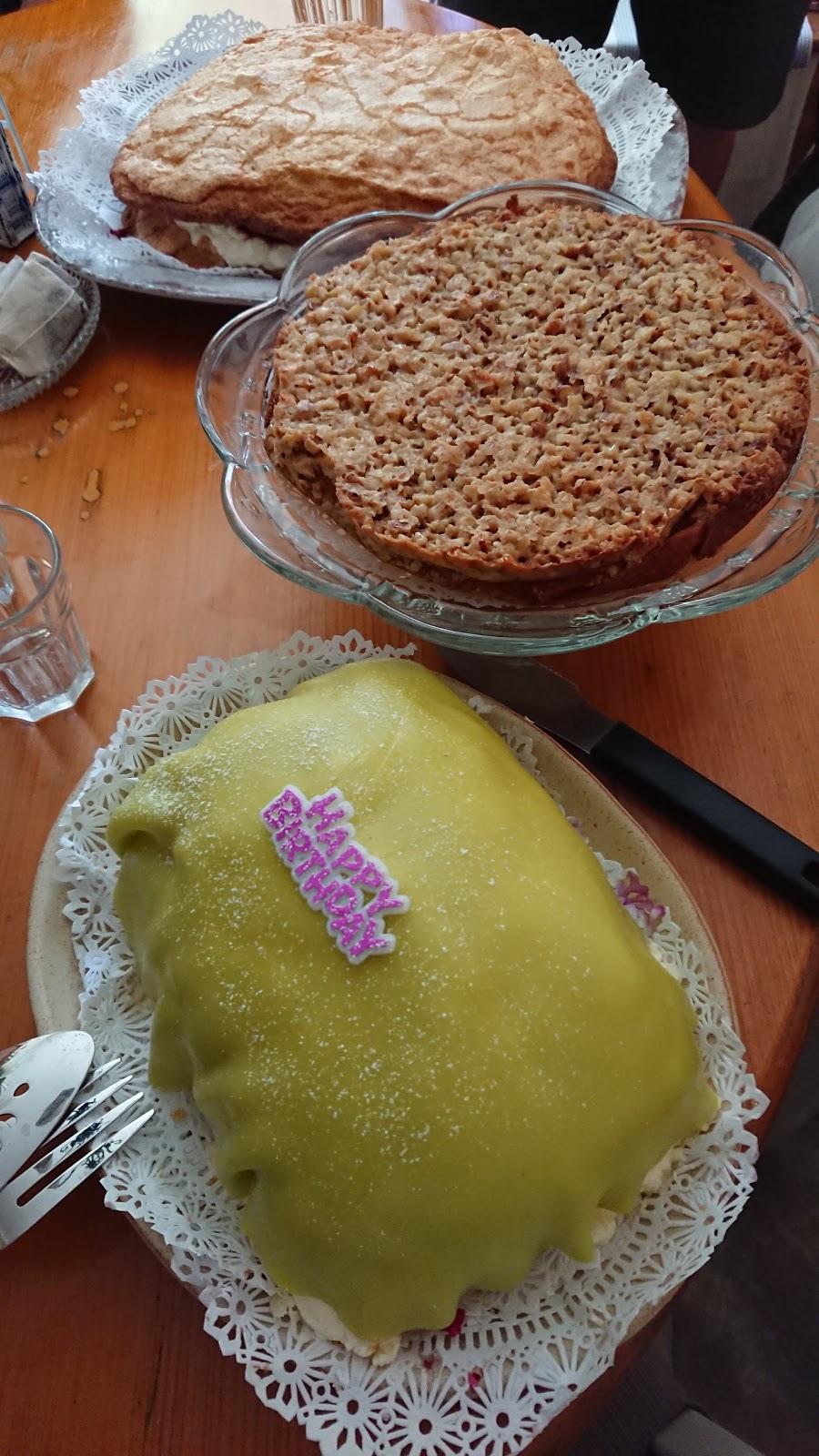 Sizzler Birthday Cake