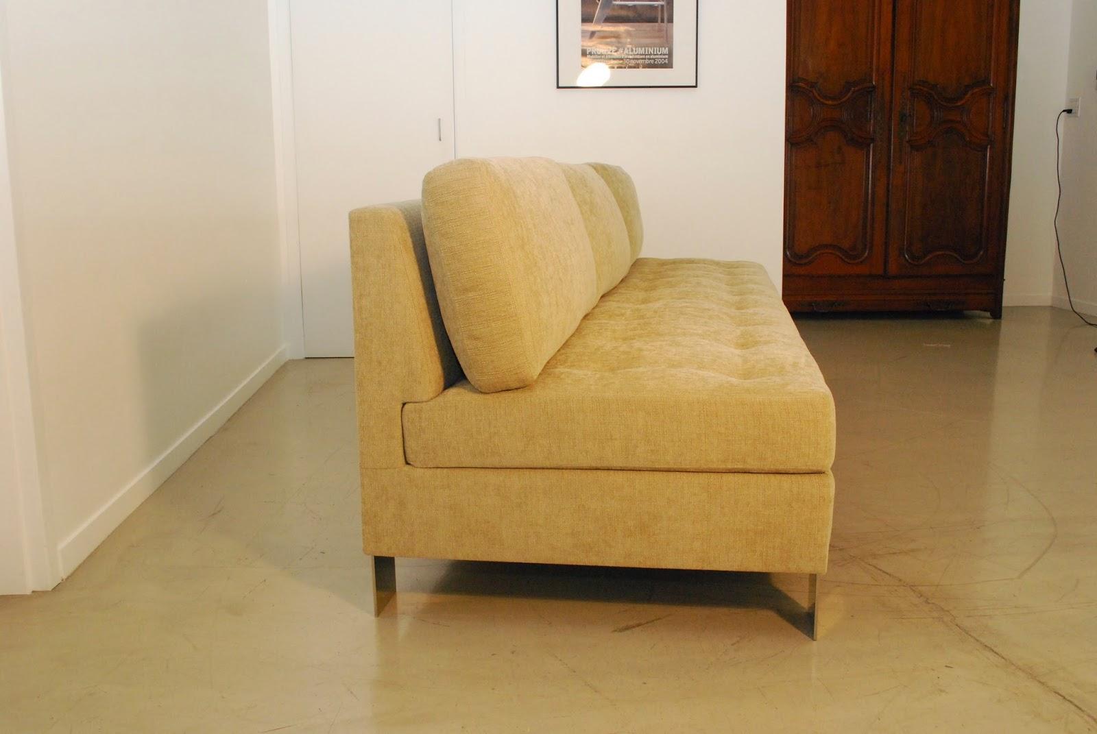 Armless Sofas Design Cheap Sofa For Students Classic Custom