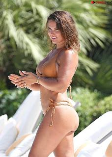 Rebekah Vardy    smooth  in Bikini September 2018 002