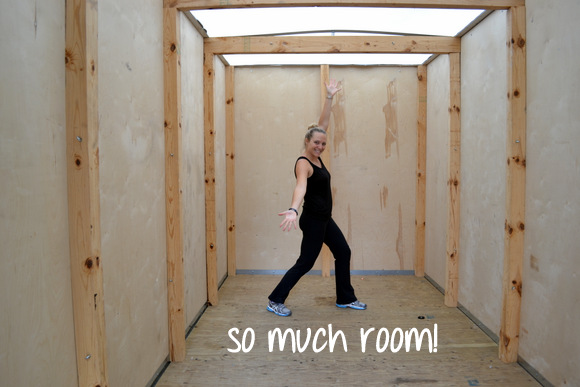 so much room in pod container