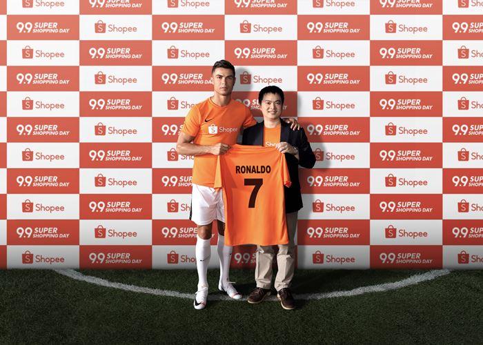 Goyang Shopee, Cristiano Ronaldo Di-Bully Warganet