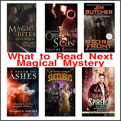 Enjoy a fun magical mystery for Halloween with these wizards, mercinaries, and monsters. These eBooks will have you saving the streets and enjoying some fun.
