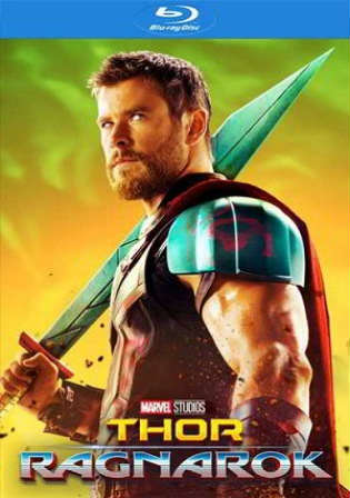 Thor Ragnarok 2017 BRRip 999MB Hindi-English Dual Audio ORG 720p ESub