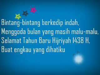 ucapan selamat tahun baru islami