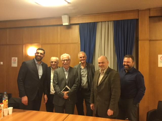 Γ. Γκιόλας: Ιδρύεται Τμήμα Πανεπιστημιακής Σχολή στο Άργος