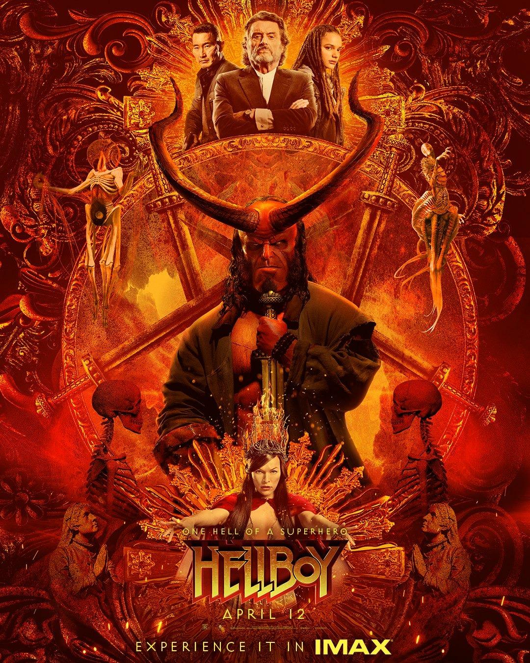 Hellboy Torrent Baixar