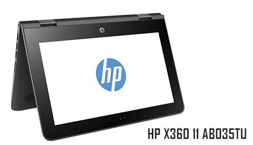 Laptop 2 in 1 HP X360 11 AB035TU
