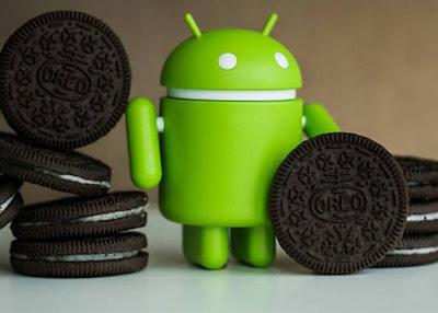 Opciones faltantes Android Oreo