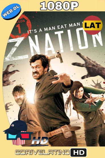 Z Nation Temporada 1 WEB-DL 1080p Latino-Ingles mkv