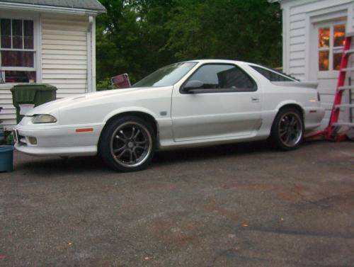 Dodge Stealth Dr Es Hatchback Pic X in addition Daytona B further D Dodge Daytona Iroc R T Tail together with Spirit Rt together with Dodge Spirit Sedan Es Fq Oem. on 1992 dodge spirit r t