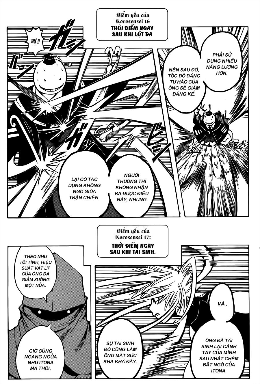 Ansatsu Kyoushitsu chap 31 trang 6