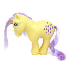 My Little Pony Limone Year Two Int. Playset Ponies G1 Pony