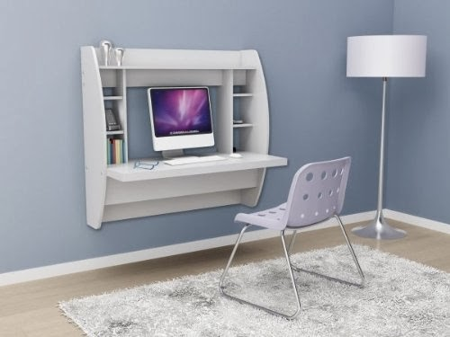 Prepac floating desk