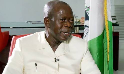 Oshiomhole Begs Court: Reject Suit Seeking To Probe Me For Corruption