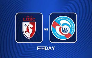 Lille vs Strasbourg – Highlights