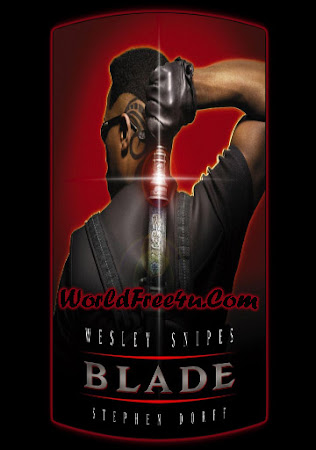 Poster Of Blade 1998 In Hindi Bluray 720P Free Download