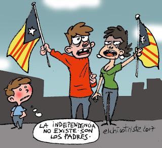 La independencia no existe, son los padres