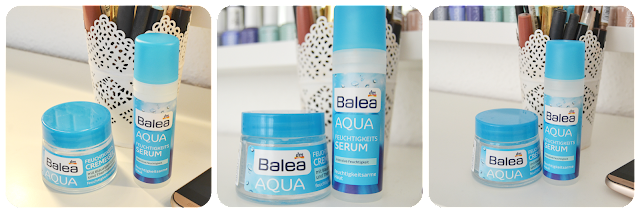 Balea Aqua Creme, Serum, Pflege, Review