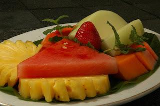 makan buah sebelum nasi dianjurkan dalam islam
