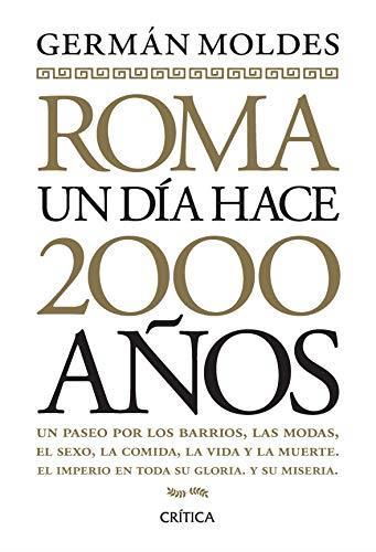 Roma, un día hace 2000 años