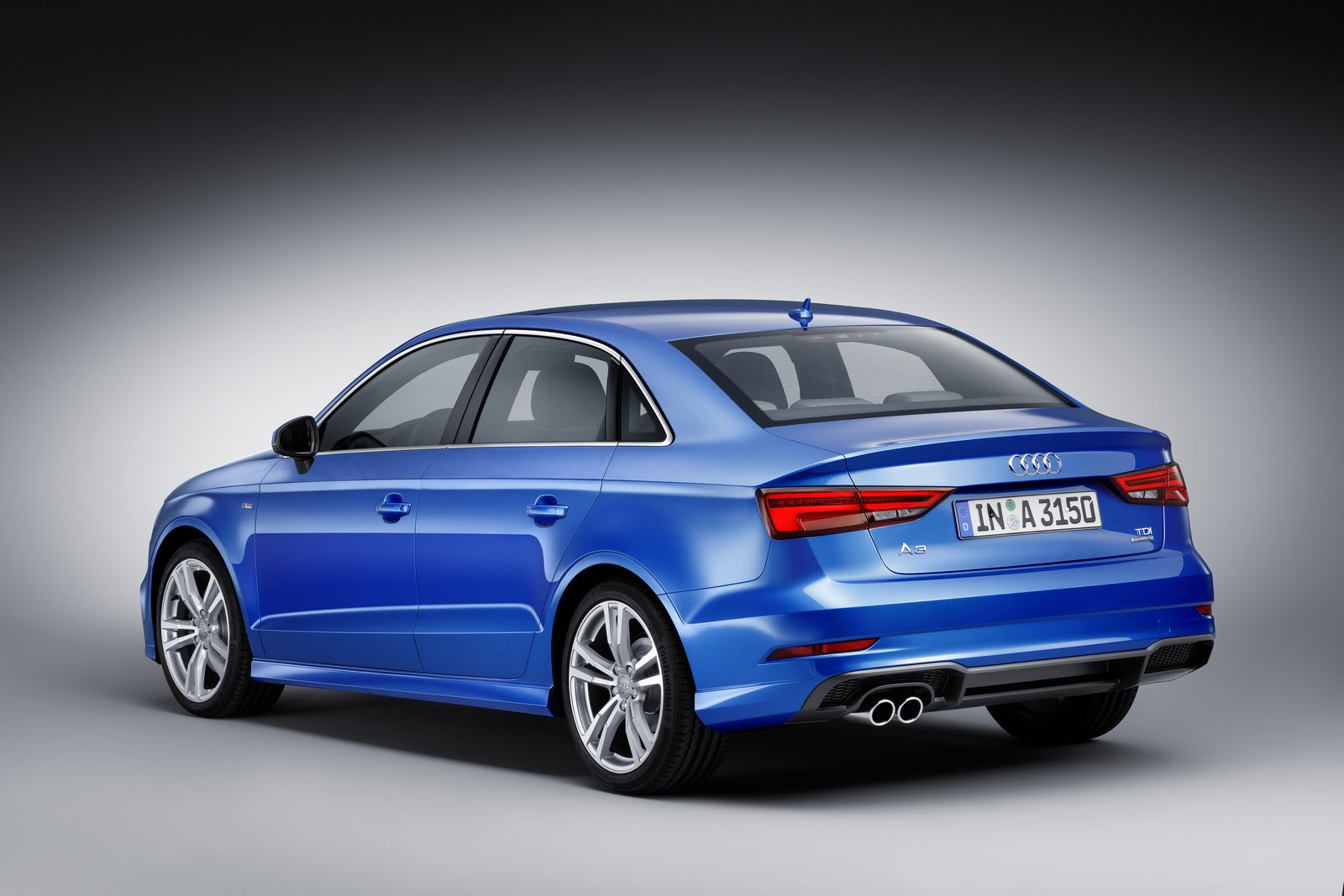 next generation audi a3 rumored to arrive in 2019 carscoops. Black Bedroom Furniture Sets. Home Design Ideas