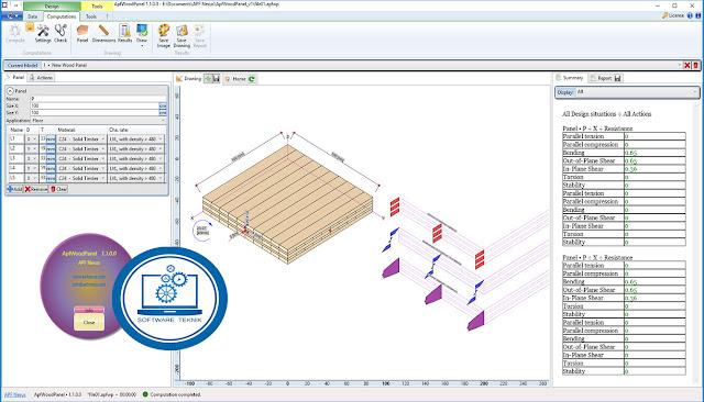APF Nexus WoodPanel v1.1