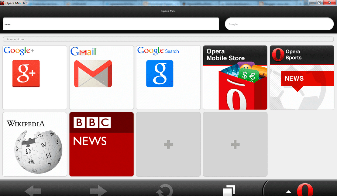 Opera Mini Free Download Windows