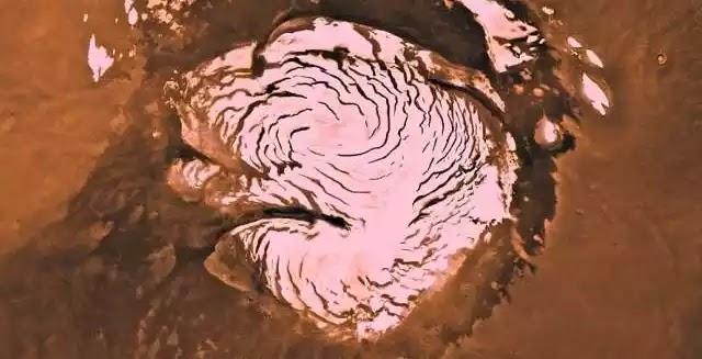 Ένα άλλο πρόβλημα αποικισμού του Άρη που ανακαλύφθηκε !