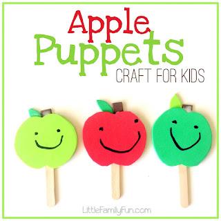 http://www.littlefamilyfun.com/2014/09/apple-puppets.html