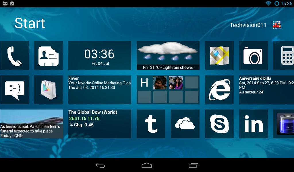 Windows Launcher Roid Apk Download