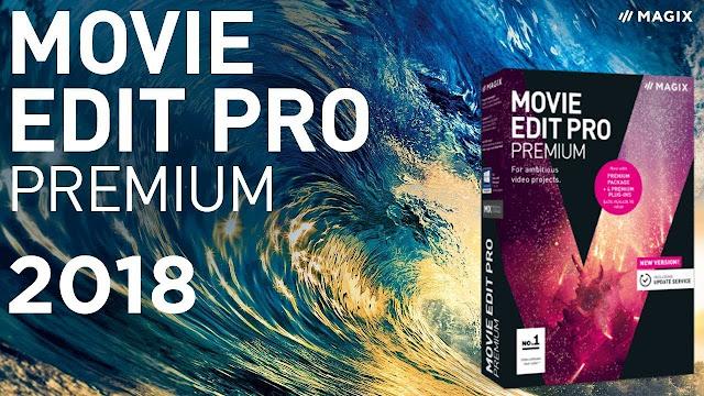 MAGIX Movie Edit Pro 2018 for Windows 7 | 8 | 10