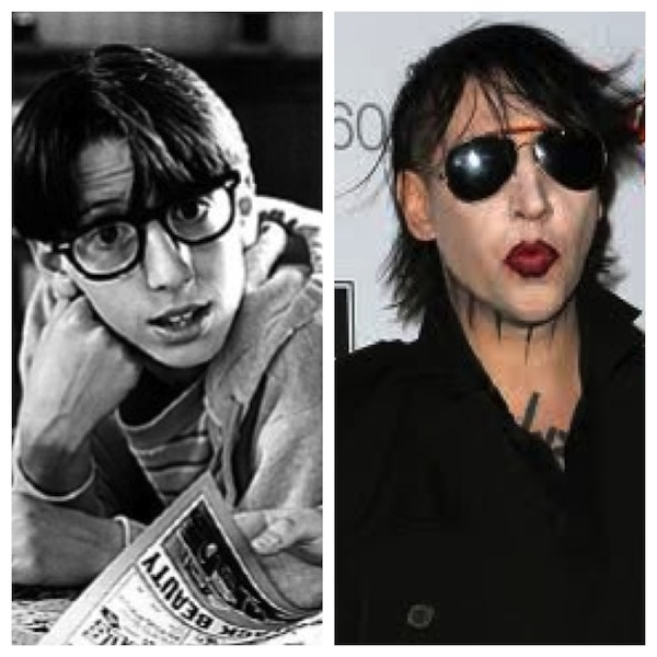 Mark Pilgrim 2013 Marilyn Manson Is Not The Kid From The