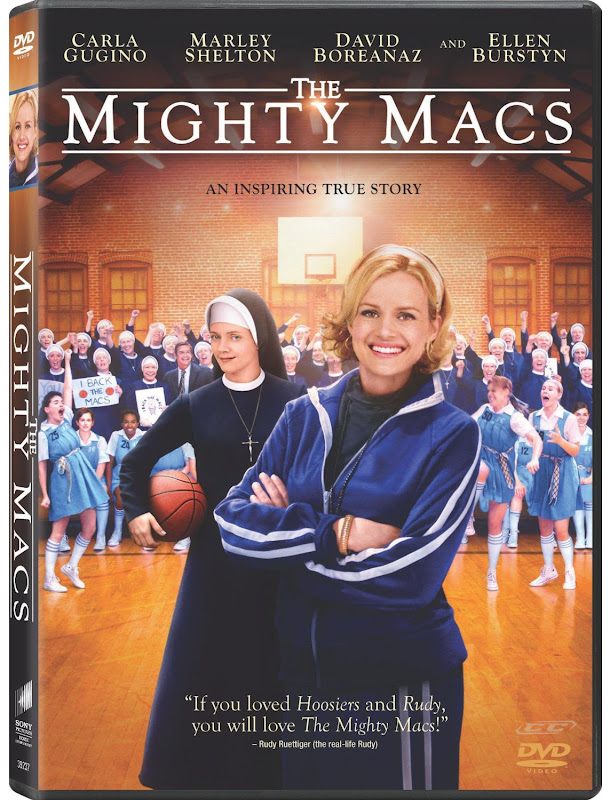 The Mighty Macs 2012 English Christian Movie DVD Release