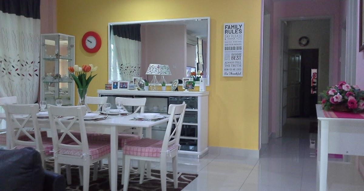 Malaysia Makan Ikea Meja Saya Nak Kaya Susun Atur Sihat
