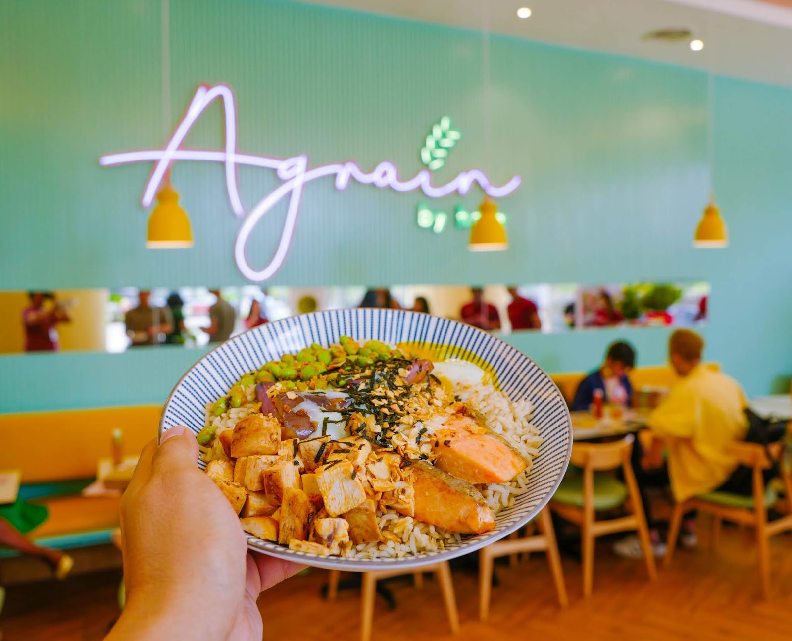 Eat Drink KL | Agrain by HALE, The Gardens North Tower
