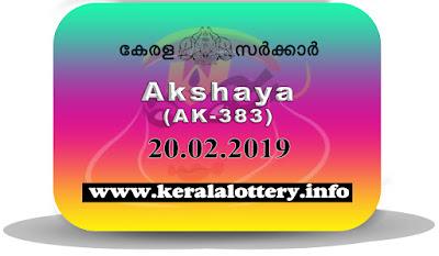 KeralaLottery.info, akshaya today result: 20-02-2019 Akshaya lottery ak-383, kerala lottery result 20-02-2019, akshaya lottery results, kerala lottery result today akshaya, akshaya lottery result, kerala lottery result akshaya today, kerala lottery akshaya today result, akshaya kerala lottery result, akshaya lottery ak.383 results 20-02-2019, akshaya lottery ak 383, live akshaya lottery ak-383, akshaya lottery, kerala lottery today result akshaya, akshaya lottery (ak-383) 20/02/2019, today akshaya lottery result, akshaya lottery today result, akshaya lottery results today, today kerala lottery result akshaya, kerala lottery results today akshaya 20 02 19, akshaya lottery today, today lottery result akshaya 20-02-19, akshaya lottery result today 20.02.2019, kerala lottery result live, kerala lottery bumper result, kerala lottery result yesterday, kerala lottery result today, kerala online lottery results, kerala lottery draw, kerala lottery results, kerala state lottery today, kerala lottare, kerala lottery result, lottery today, kerala lottery today draw result, kerala lottery online purchase, kerala lottery, kl result,  yesterday lottery results, lotteries results, keralalotteries, kerala lottery, keralalotteryresult, kerala lottery result, kerala lottery result live, kerala lottery today, kerala lottery result today, kerala lottery results today, today kerala lottery result, kerala lottery ticket pictures, kerala samsthana bhagyakuri