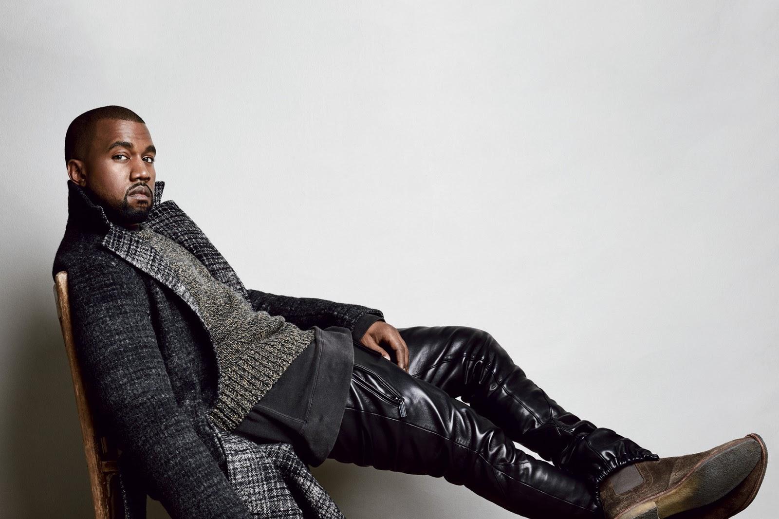 """Kanye West retó a las celebridades que aparecen en su vídeo """"Famous"""" a demandarlo"""