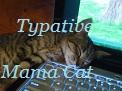 Typative Mama Cat