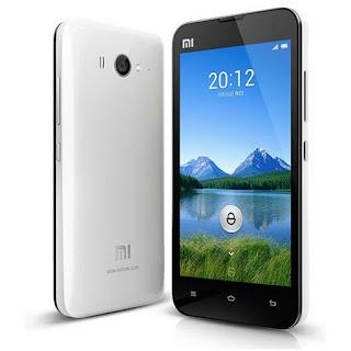 Xiaomi Mi 2S blanco