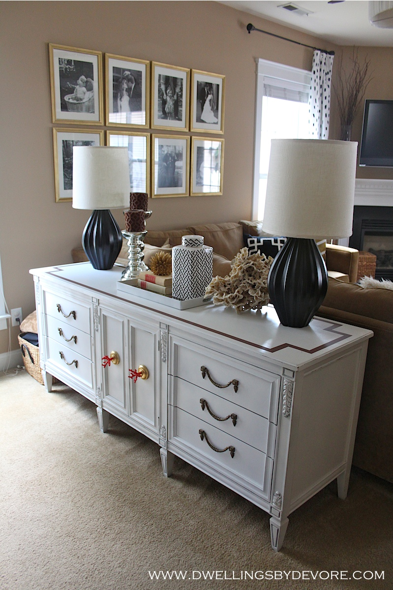 Dwellings By Devore Living Room Tour