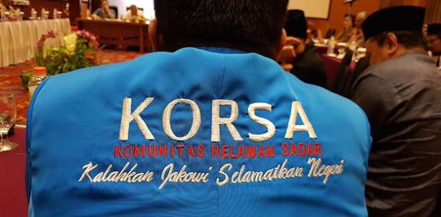 Relawan Jokowi Taubat, Gerindra: Harus Tanggungjawab akibat Dulu Mengkampanyekan Jokowi